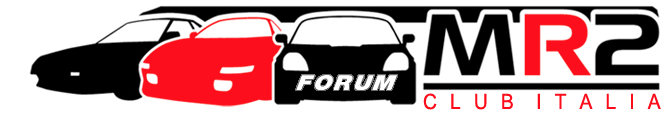| MR2 Club Italia - Forum |